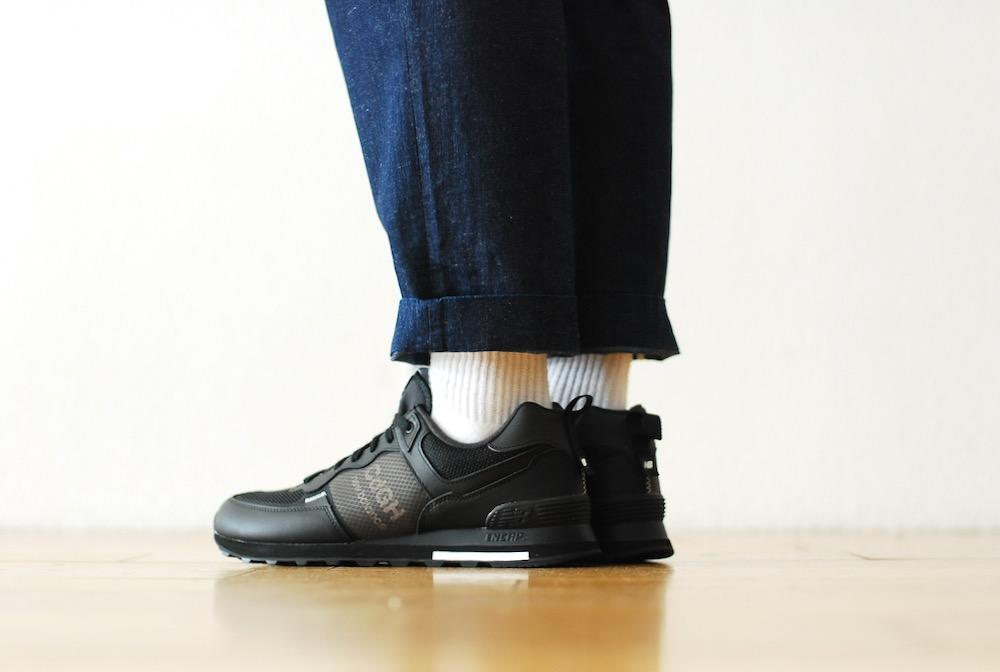 "[unisex]itten. (イッテン)""itten 10 ""8pocket NW"" pants - Chambray -"""