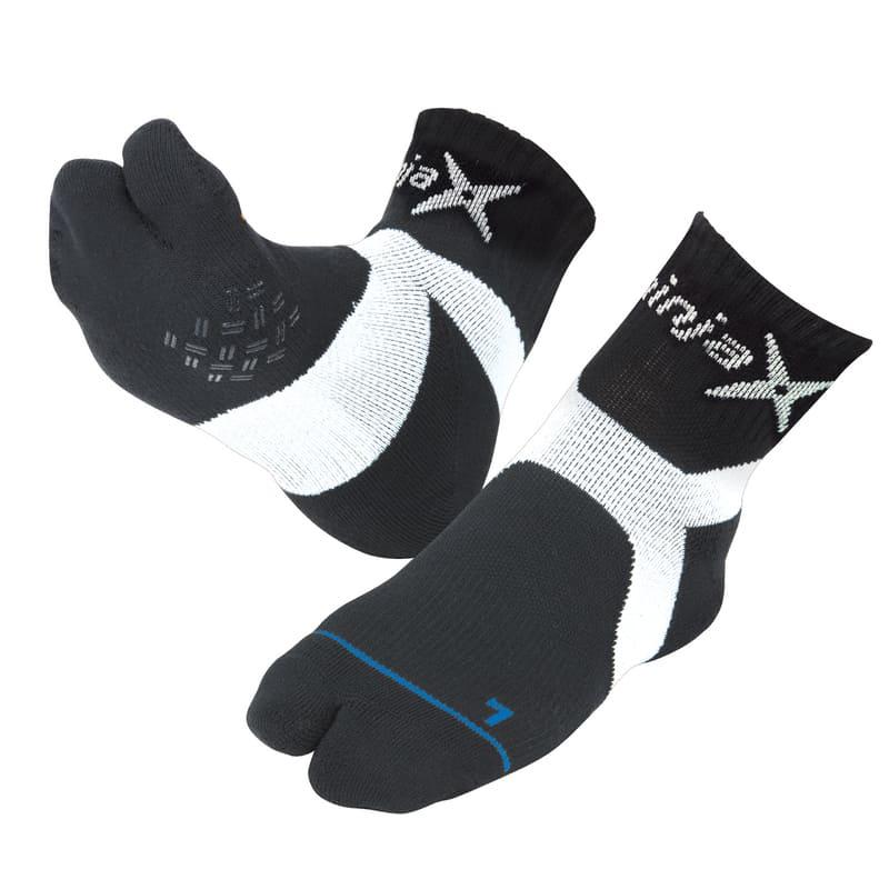 ninjaX バレーボール レシーブ ソックス(1ペア入り)
