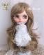 プリンセスシフォン マロン[12inch] ドールウィッグ