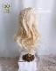 アリスシフォン ミルクゴールド[10inch] 髪なしブライス ドール ウィッグ