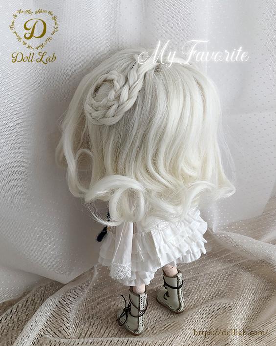 限定wig  ドリーミングシープ ムートンベージュ