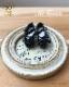 ドール シューズ エナメルリボン靴 (Sofia) ソフィア 黒 ブライス