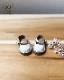 ドール 靴 本革 ストラップシューズ [ブライス]オフホワイト
