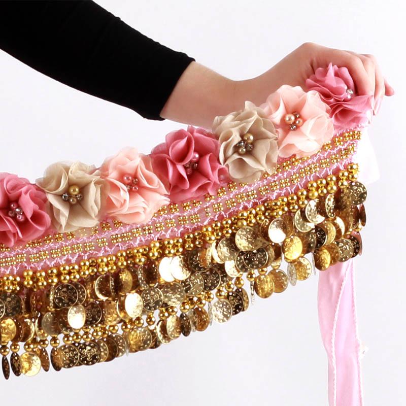 ベリーダンス衣装ヒップスカーフ品番H-050