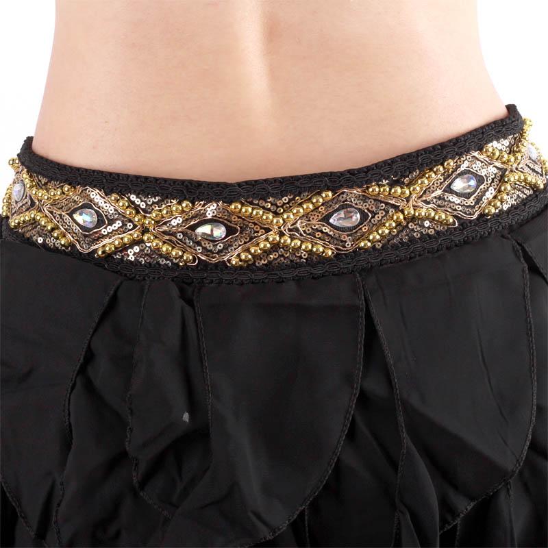 ベリーダンス衣装ヒップスカーフ品番H-052