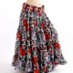 ベリーダンス衣装ヒップスカーフ品番H-054
