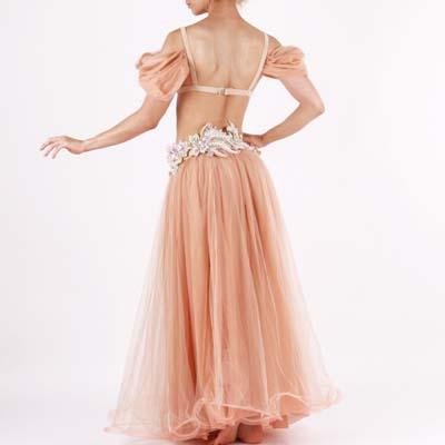 品番OM-005オーダーメイド作製ベリーダンス衣装