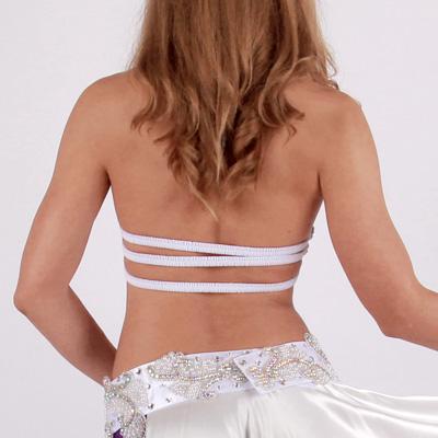 ベリーダンス衣装,品番VB-011ブラ&ベルト