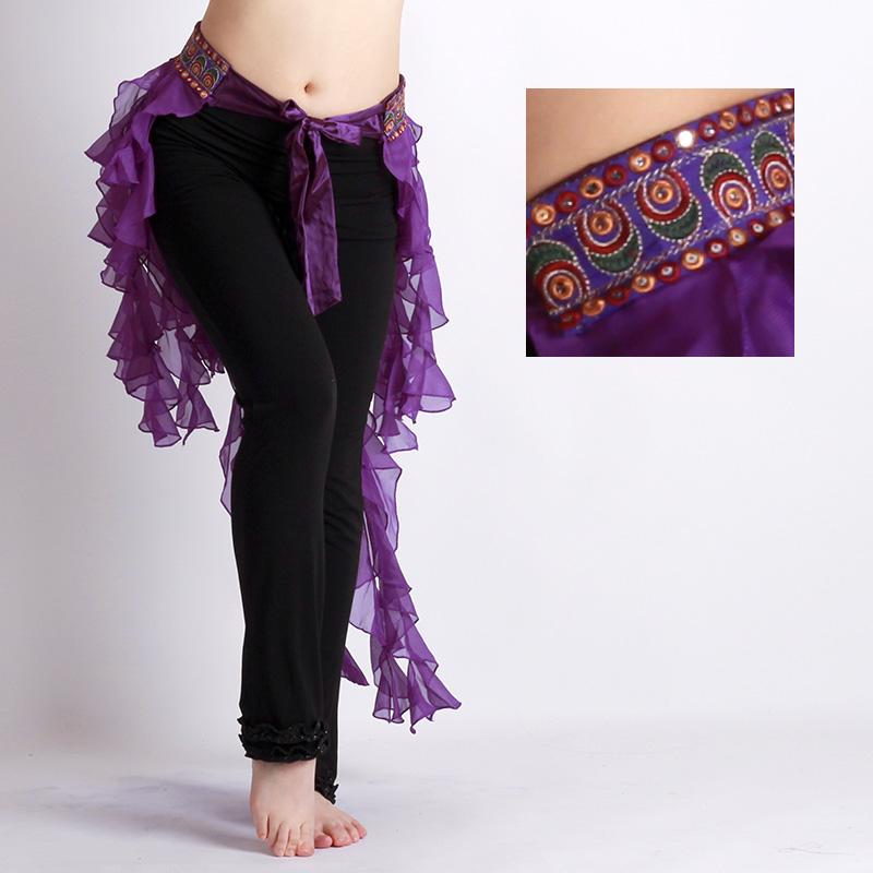 ベリーダンス衣装,ヒップスカーフ品番H-016