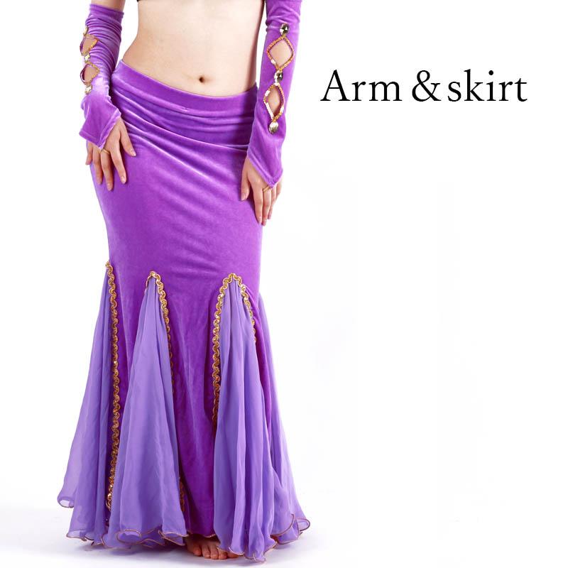 ベリーダンス スカート品番J-022色指定21色