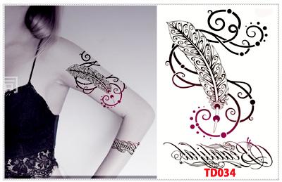 入れ墨ステッカーベリーダンス衣装,アクセサリー,tattoo品番AC-071