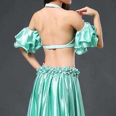 オリエンタル衣装,全3色カラフルベリーダンス衣装,OB-175