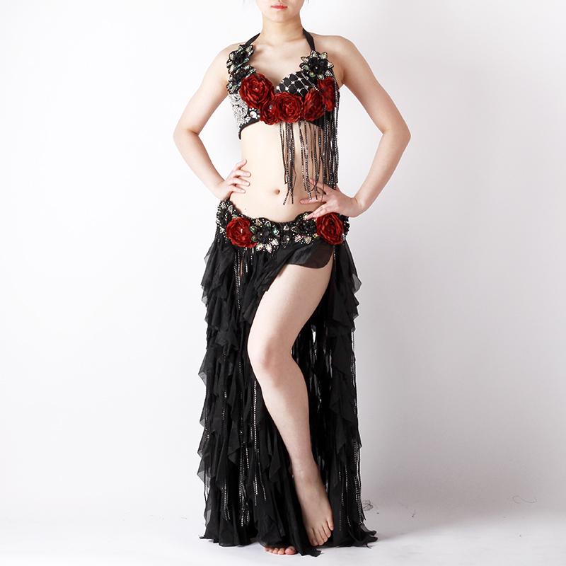 ベリーダンス衣装品番ST-016
