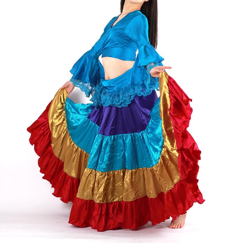 ベリーダンス衣装トライバル品番D-025