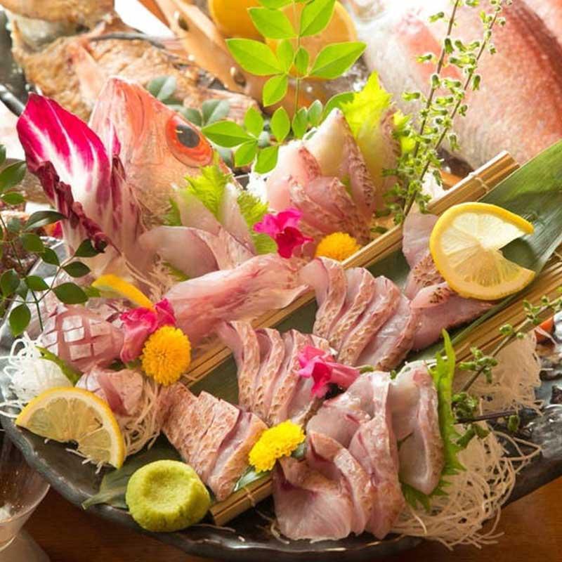 漁師さん&豊洲バイヤーセレクト 産直鮮魚 地魚  獲れたて鮮魚セット Lセット 5キロ前後