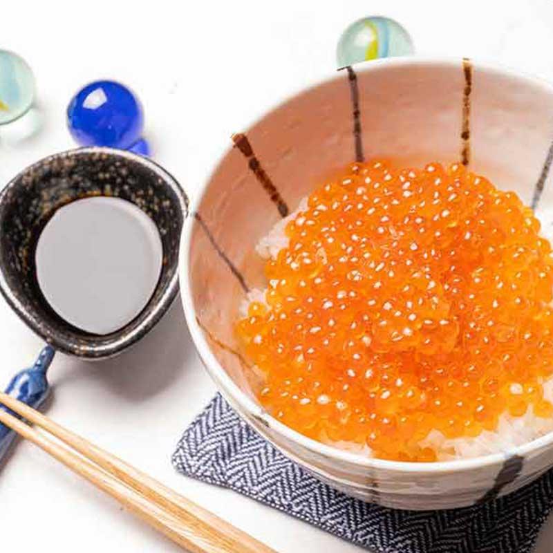 極上いくら 特価 鱒イクラ醤油漬け 北海道加工 500g