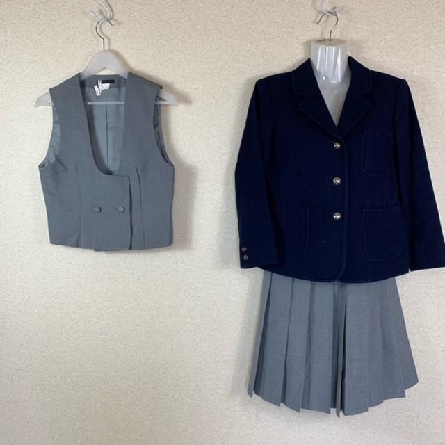 3点 宮崎県 宮崎大学教育学部附属中学校 女子制服