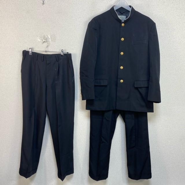 3点 埼玉県 埼玉県立狭山工業高校 男子制服