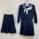 4点 栃木県 栃木市立藤岡第一中学校 女子制服