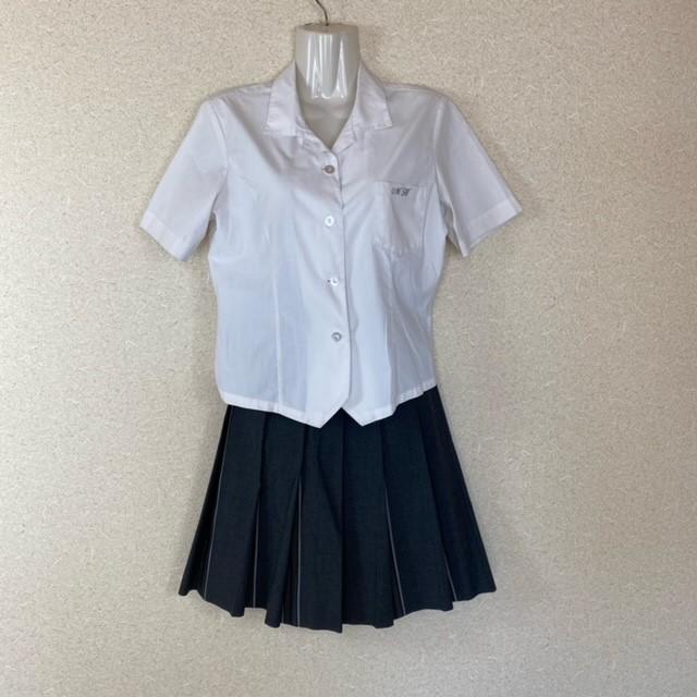 2点 宮崎県 都城東高校 女子制服