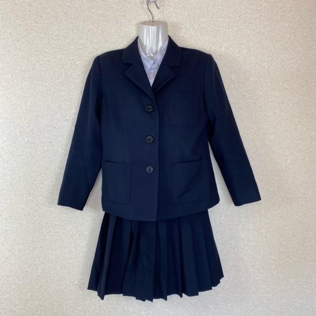 3点 兵庫県 神戸市立布引中学校 女子制服