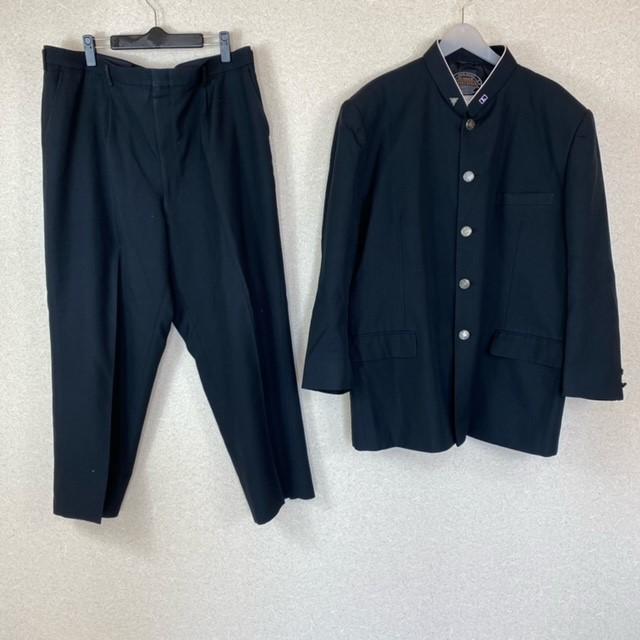 4点 広島県 広島県立西条農業高校 男子制服