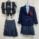 4点 宮崎県 宮崎市立加納中学校 女子制服