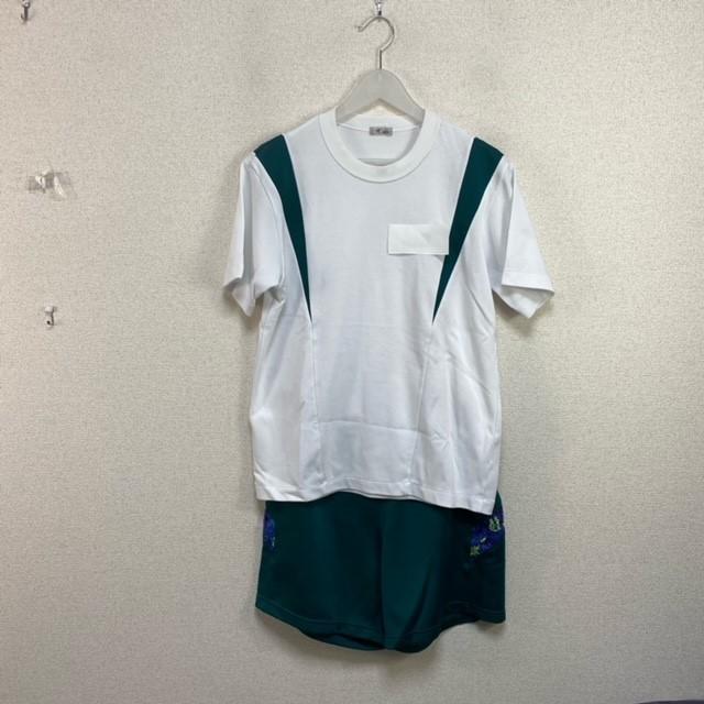 2点 兵庫県 兵庫県立松陽高校 女子体操服