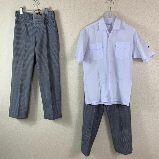 4点 広島県 海田町立海田西中学校 男子制服