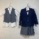 6点 埼玉県 さいたま市立八王子中学校 女子制服