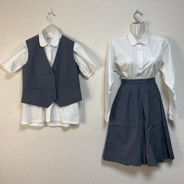 4点 埼玉県 さいたま市立八王子中学校 女子制服