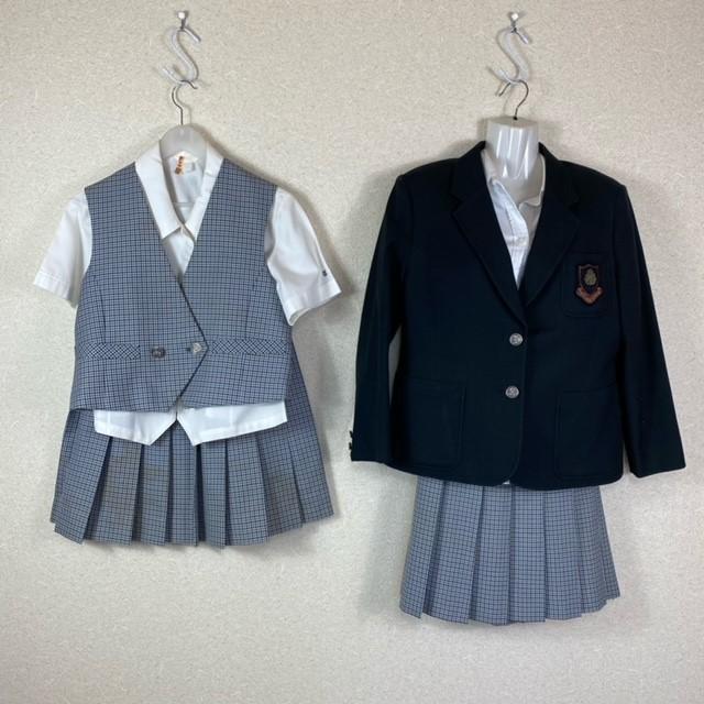 6点 静岡県 桐陽高校 女子制服