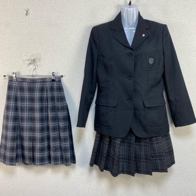4点 東京都 武蔵野高校 女子制服