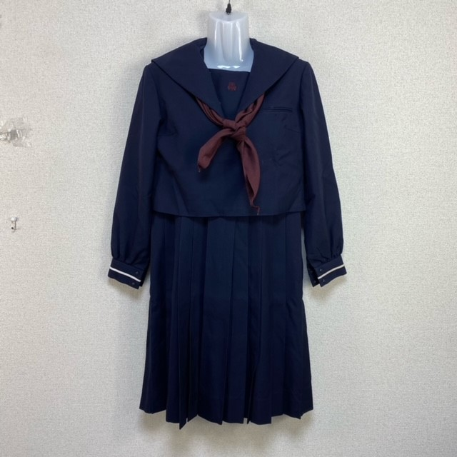 3点 熊本県 熊本県立鹿本高校 女子制服