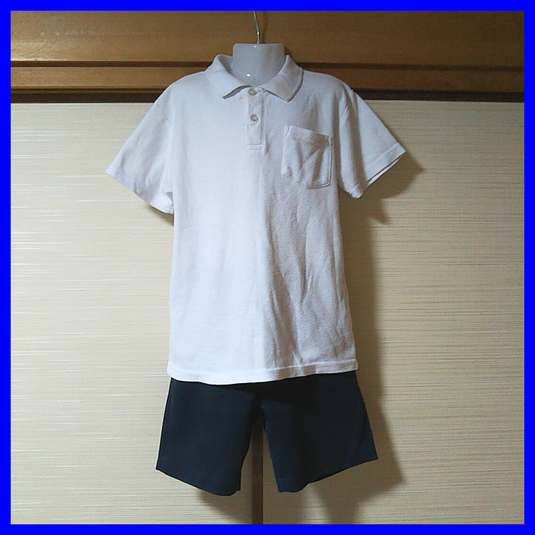 13点 熊本県 菊池市立旭志小学校 男子制服