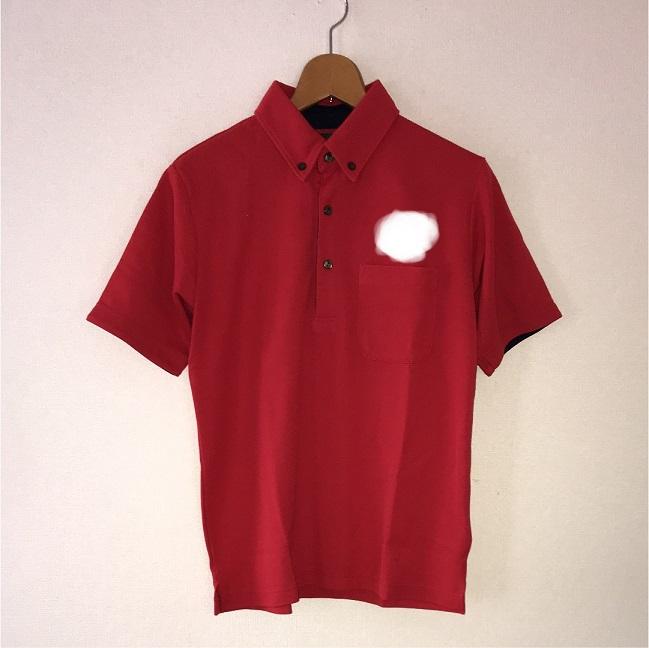 5点 企業制服(社名入り) ポロシャツ