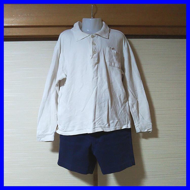 9点 熊本県 菊池市立旭志小学校 男子制服