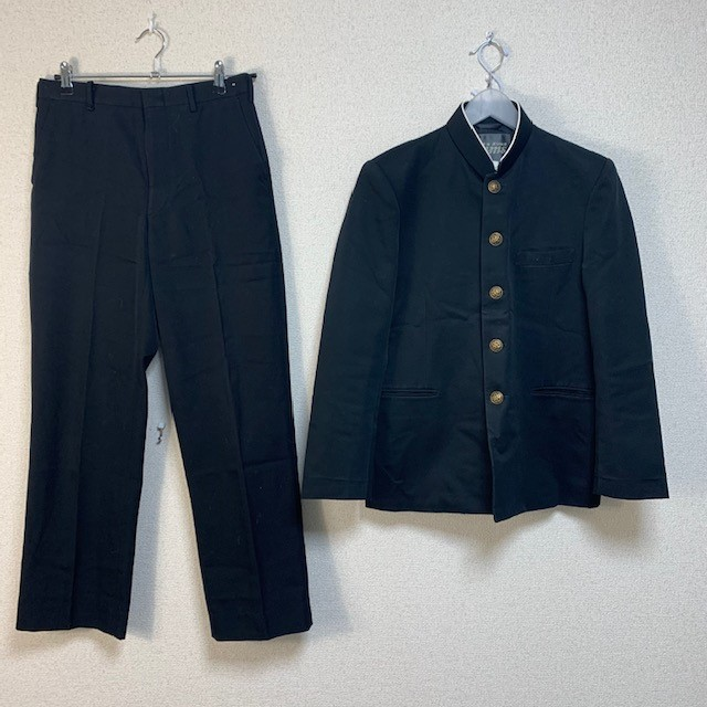 4点 三重県 名張市立名張中学校 男子制服