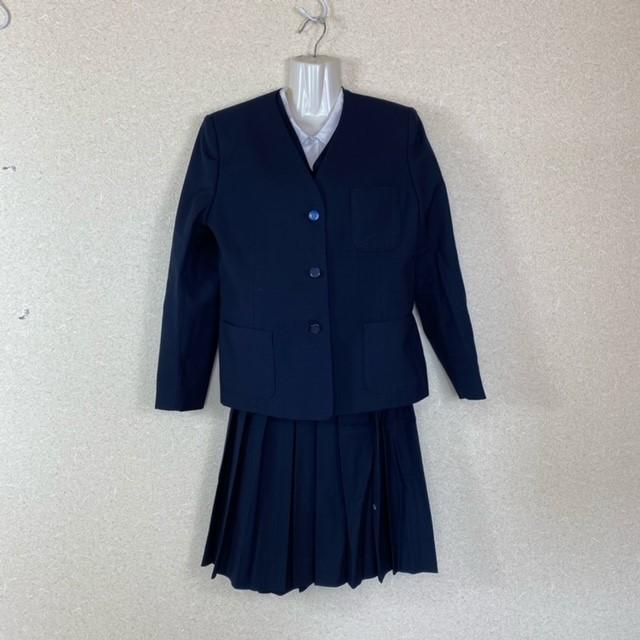 5点 栃木県 佐野市立北中学校 女子制服