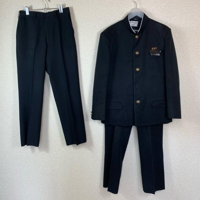 3点 宮崎県 宮崎市立住吉中学校 男子制服