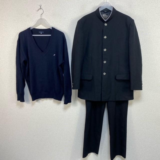 3点 東京都 東京都立日本橋高校 男子制服
