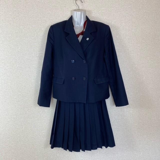 4点 愛知県 名古屋市立名古屋商業高校 女子制服