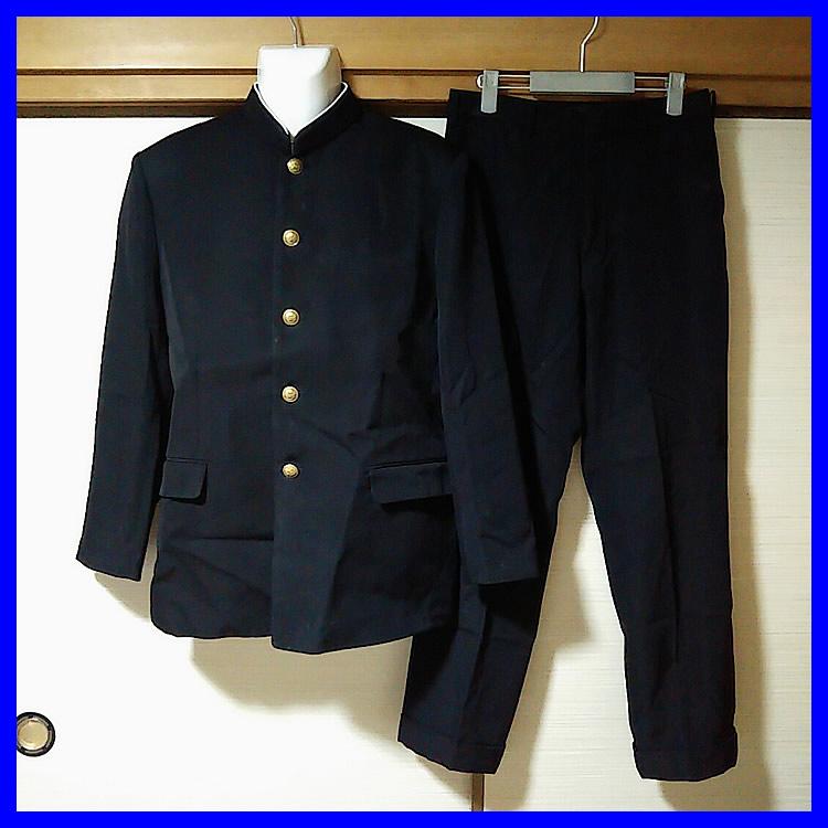 2点 埼玉県 久喜市立栗橋東中学校 男子制服