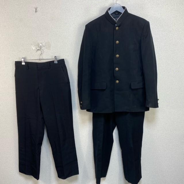 5点 新潟県 新潟市立松浜中学校 男子制服