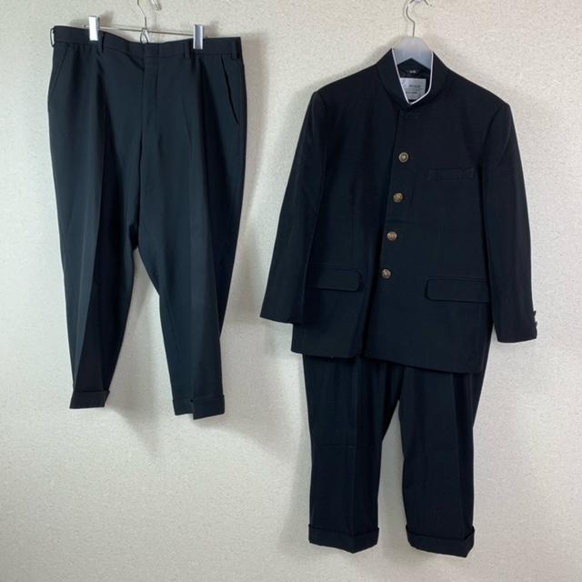 3点 埼玉県 杉戸町立広島中学校 男子制服