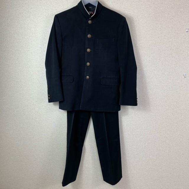 2点 福岡県 福岡市立高宮中学校 男子制服