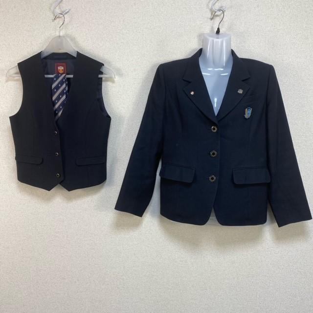 5点 埼玉県 花咲徳栄高校 女子制服