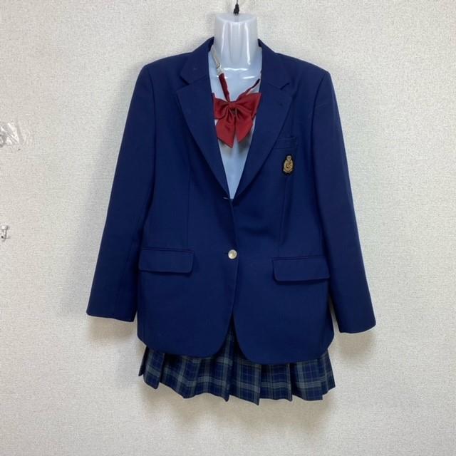 3点 茨城県 茨城県立取手第二高校 女子制服