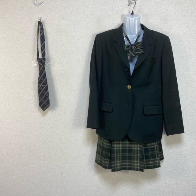 5点 埼玉県 埼玉県立越谷総合技術高校 女子制服