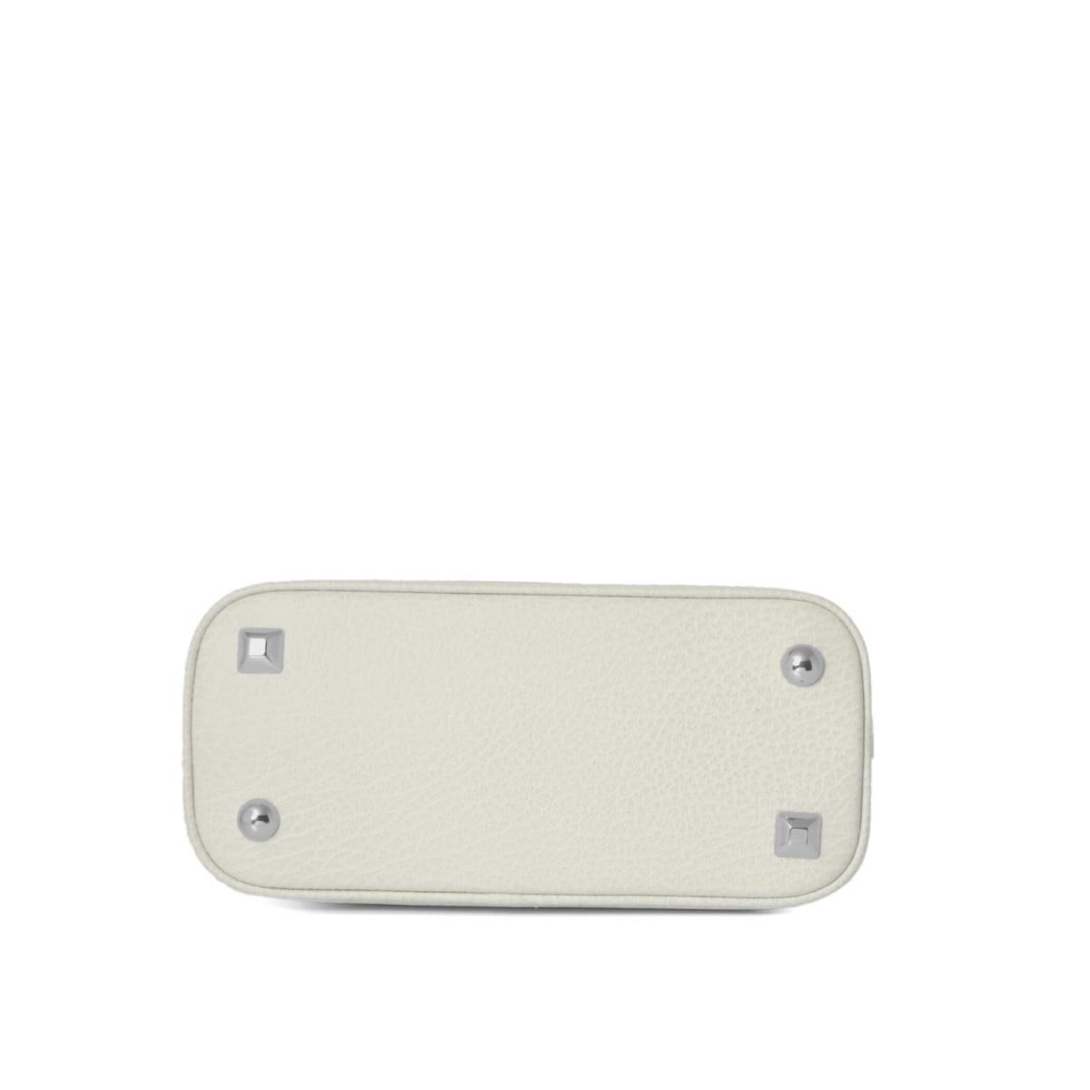 MAISON MARGIELA メゾン マルジェラ | ライン11 ショルダー付 ハンドバッグ マイクロ | 5AC ファイブエーシー